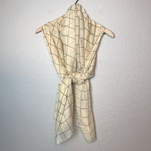 Rachel Pally Window Pane Scarf
